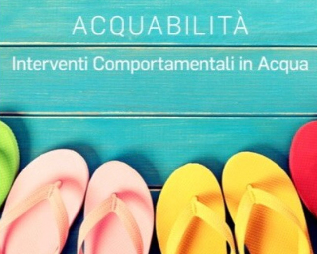 Acquabilità: Interventi comportamentali in acqua